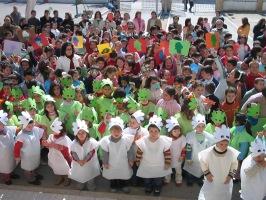 El Colegio Juan Carlos I organiza una amplia gama de actividades para conmemorar la fiesta andaluza