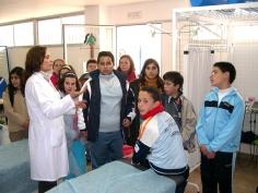 El Centro de Salud organiza sus VII Jornadas de Puertas Abiertas