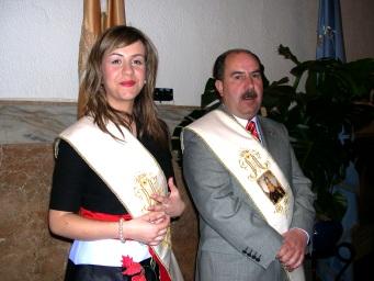 En un acto solemne y ceremonioso toman posesión los nuevos Hermanos Mayores de la Virgen de Alharilla