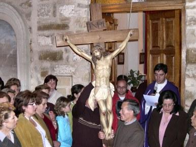 El Vía Crucis centra la jornada del Martes Santo en Porcuna