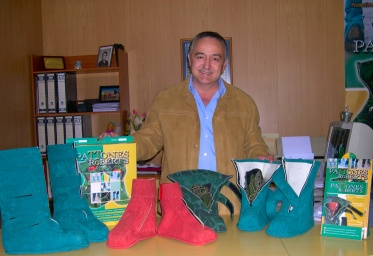 Un inventor de Porcuna obtiene dos medallas de plata en Ginebra