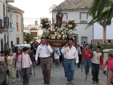 Porcuna celebra la festividad de San Marcos