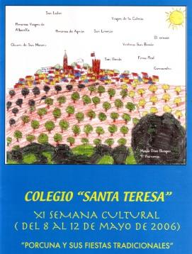 El Colegio Santa Teresa prepara para mañana una Romería Escolar