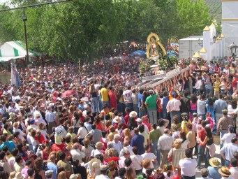 Porcuna celebra el domingo la Romería de la Virgen de Alharilla