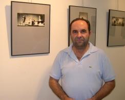 El fotógrafo local Alfonso Jiménez expone en Porcuna