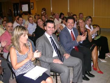 El PA presentó a Francisco Javier Moreno como candidato a la Alcaldía de Porcuna