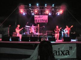 Cinco grupos participarán el MíaQué Festival Rock 2006