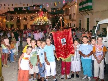 El barrio de San Lorenzo bulle en la festividad de su santo