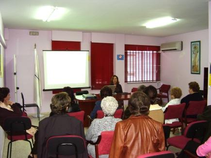 Éxito de participación en las IV Jornadas Mujer y Bienestar