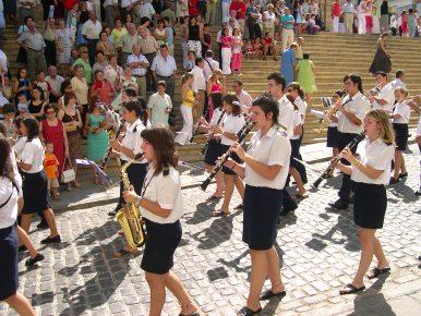 La Banda Municipal de Música celebra el día de Santa Cecilia