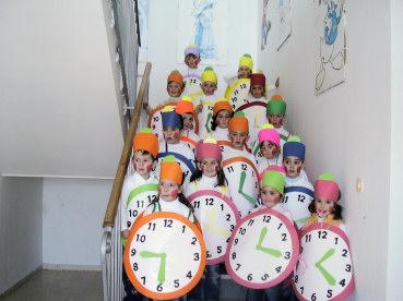 Los escolares del Juan Carlos I también celebraron el Carnaval