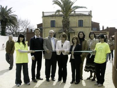 La Granja Escuela 'Las Palmeras' se estrena el día de su inauguración