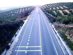 La Junta cambia de idea y dice que construirá la autovía Jaén-Córdoba