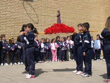 Semana Santa Infantil en el Colegio Santa Teresa