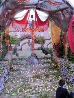 La Cruz de Mayo de la Plaza de Cerrajeros fue la ganadora del concurso