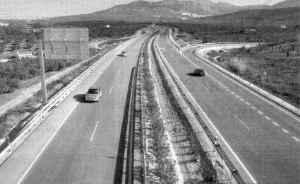 Primer paso para la construcción de la autovía Jaén-Córdoba