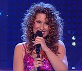 Gracias al apoyo obtenido por el público, Ana García sigue en 'Lluvia de estrellas'
