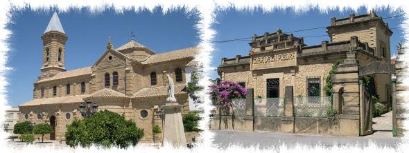 Dos monumentos emblemáticos de Porcuna incluidos en el Registro Andaluz de Arquitectura Contemporánea