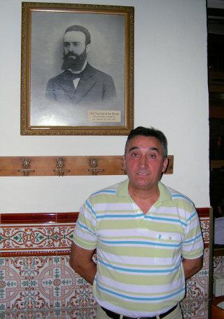 Entrevista a Luis Serrano, presidente del Círculo Artístico y Cultural de Porcuna