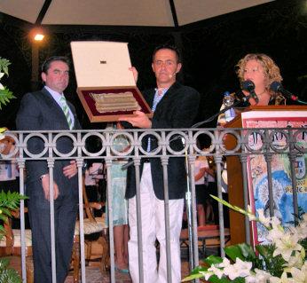 Con el pregón comenzó oficialmente la Feria Real de Porcuna