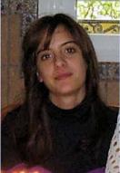 Julia Garrido. Joven porcunense solidaria.