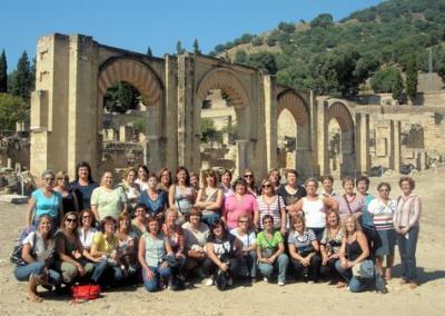 La Asociación de Mujeres Progresistas visita Córdoba