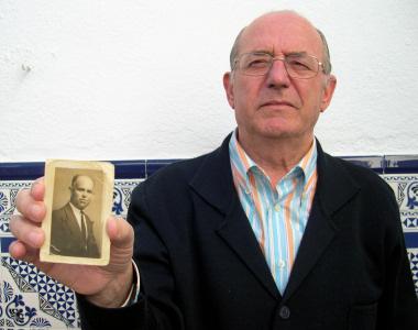 Un sobrino del último alcalde republicano en Porcuna, Rafael Montilla, pide un homenaje a su tío