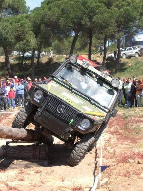 Dos porcunenses campeones andaluces de Trial 4x4
