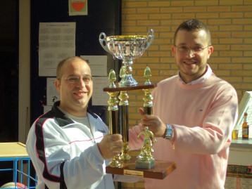 Termina el campeonato local de Fútbol Sala con el conjunto de IMASA como vencedor