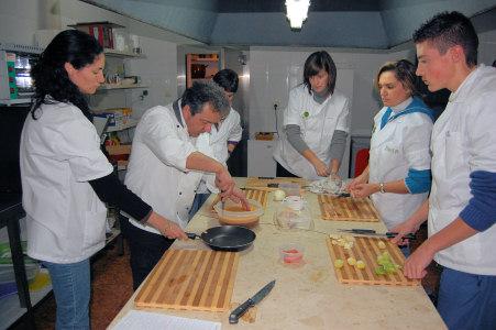 La Granja Escuela 'Las Palmeras' apuesta por la formación profesional