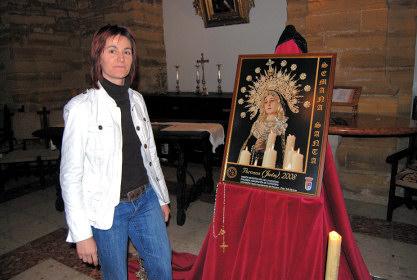 Presentado el cartel anunciador de la Semana Santa porcunense 2008