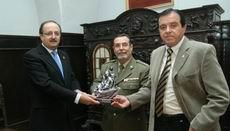 José Julián Cespedosa Casado, Director del Museo Histórico Militar de Cartagena