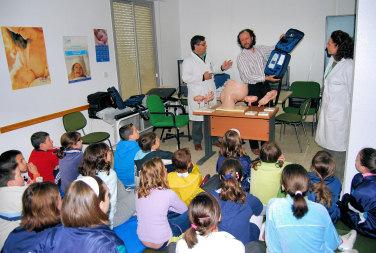 El Centro de Salud celebra sus Jornadas de puertas abiertas