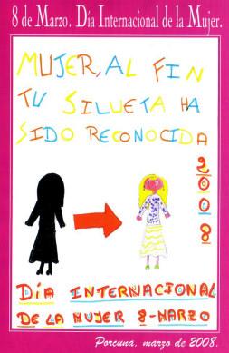 Gran cantidad de actos en Porcuna para celebrar el Día Internacional de la Mujer