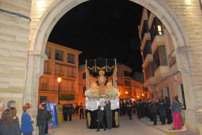 Viernes de Dolores, comienzo de la Semana Santa