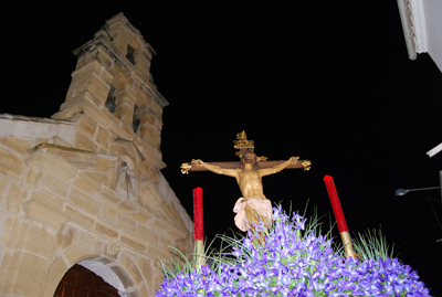 El Cristo de la Expiración sale el Jueves Santo