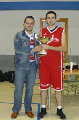 Termina de manera exitosa el Torneo local de Baloncesto de Semana Santa