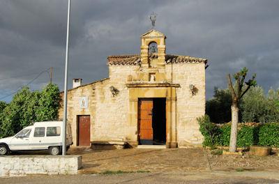 Amenaza de ruina en la ermita de San Marcos de Porcuna