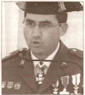López de la Cova asciende a teniente coronel