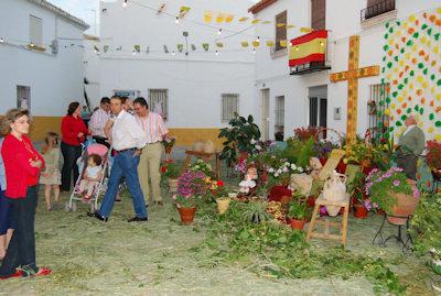 La cruz del llanete Cruz de la Monja fue la ganadora del concurso