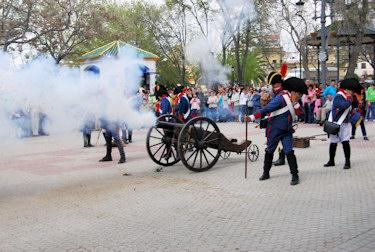 Porcuna sigue conmemorando el Bicentenario de la Batalla de Bailén