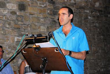 Luis Emilio Vallejo presenta su libro dedicado a las esculturas de Cerrillo Blanco