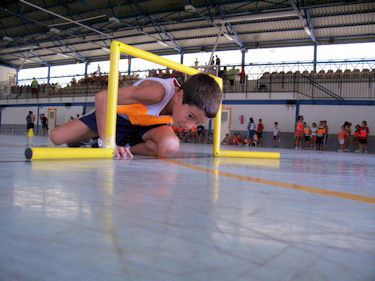 Éxito en las primeras Mini-Olimpiadas 'Ciudad de Porcuna'