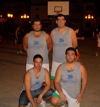 Baloncesto solidario en la calle