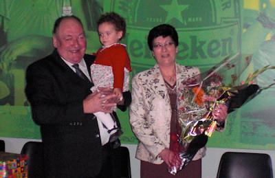 Homenaje a Sixto Moreno en su jubilación