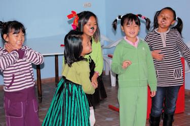 La Granja Escuela 'Las Palmeras' acoge el VII Encuentro de Familias Adoptantes en China