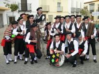 """""""Los Bandoleros"""" ganan el Concurso de Murgas 2005"""