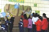 Los escolares del Colegio Santa Teresa celebran el Día de la Paz
