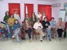 El Centro de la Mujer de Porcuna acoge un Club de Lectura