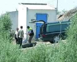 La explosión en una pirotecnia en Porcuna deja un muerto y un herido